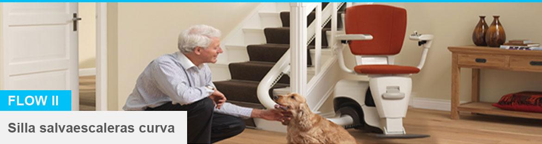 Precio de silla salvaescaleras curva gran oferta 6400 for Sillas ascensores para escaleras precios